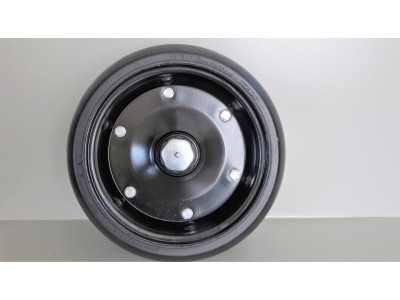 Depth adjustment wheel