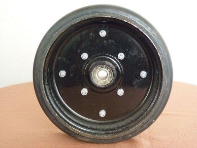 Depth adjustment wheel